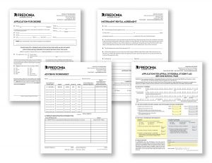 Branded Administrative Forms
