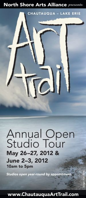 Art Trail brochure, 2012, cover