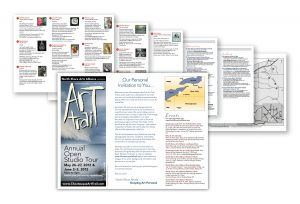 Art Trail brochure, 2012, home printer-friendly version