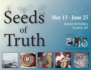 Seeds of Truth Event Postcard